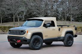 1988 jeep comanche sport truck jeep comanche concept new 2016 renegade based mini truck design