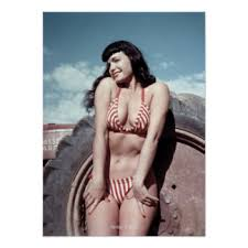 bettie posters zazzle