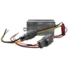amazon com new ezgo rxv light kit 18 amp voltage reducer 48 to