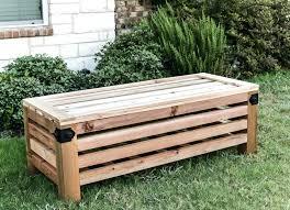 Garden Storage Bench Uk Large Storage Ottoman Bench U2013 Amarillobrewing Co
