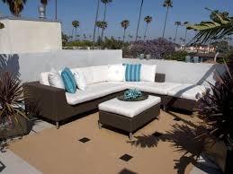 canap ext rieur design salon de jardin pas cher 40 idées pour votre espace extérieur