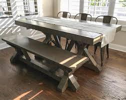 Rustic Farmhouse Dining Tables Farmhouse Table Etsy