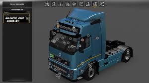 volvo 2013 truck iranian volvo 2013 ets2 ets2 mod