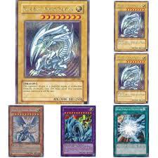 blue eyes white dragon collection ygo amino