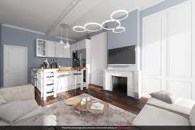 ouvrir sa cuisine comment ouvrir sa cuisine sur le salon madame figaro
