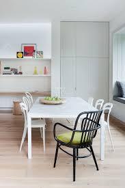 Lederstuhl Esszimmer Design Minimalistische Einrichtungsideen Für Weißes Esszimmer Design