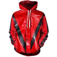 mj michael jackson thriller hoodie hoodies men women fashion hip