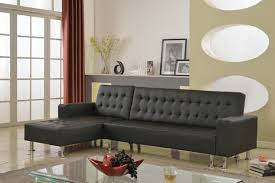 contemporary black leather sectional sofa quality products at