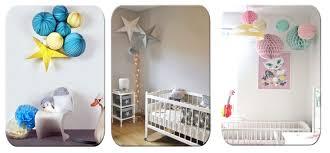 guirlande deco chambre bebe boule chinoise chambre bébé dans ma chambre il y a