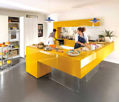 floating kitchen island unique kitchen islands ideas for extraordinary floating island