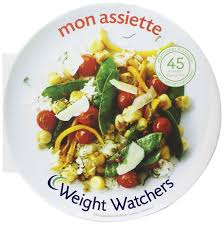 assiette de cuisine amazon fr mon assiettes weight watcher weight watchers livres