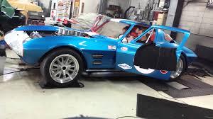 mongoose corvette mongoose motorsports 1963 corvette grand sport 502 502 hilborn