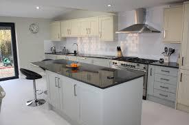 black worktop white cupboards kitchen kitchen angle 2 saturn interiors