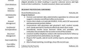 Receptionist Job Description For Resume by Job Description For Medical Office Administrative Assistant