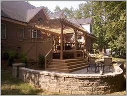 Deck And Patio Ideas For Small Backyards Decks And Patios For Small Backyards Patios Home Design Ideas