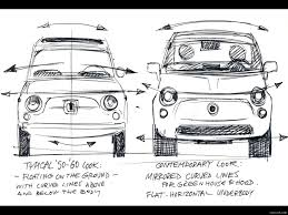 fiat 500 us version 2012 u0026 fiat 500 1957 technical drawing