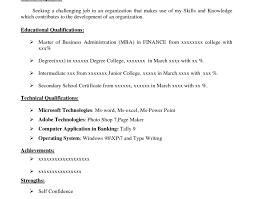 easy resume resume finest easy resume sles unforeseen free easy