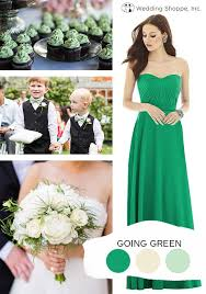 10 fall wedding color schemes