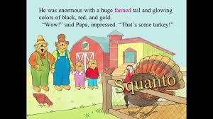 berenstain bears thanksgiving the berenstain bears give thanks youtube