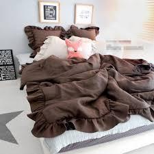 Linen Bed Sheets Online Get Cheap Pure Linen Bedding Aliexpress Com Alibaba Group