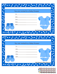 baby shower invitations for boy free printable 20262 free
