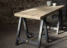 Metal Base For Trestle Table Solid Wood Dining Table Tops by The 25 Best Trestle Tables Ideas On Pinterest Farm Style Table