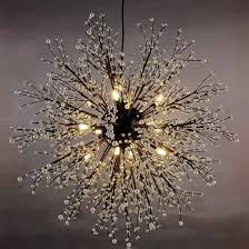 crystal ceiling lights modern attractive chandelier ceiling light home ceiling pendant and
