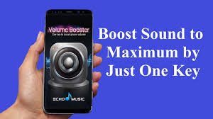 sound increaser for android increase volume on your android phone
