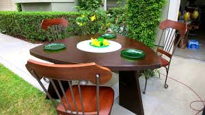 Triangle Dining Table Furniture Captivating Triangular Dining Table Set Ashley