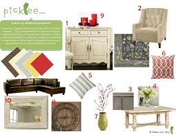 Home Design Board by First Time Home Buyers Seek Transitional Living Room Design Picklee