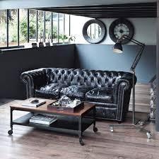canap chesterfield anglais le canapé chesterfield un meuble anglais mythique