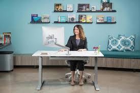 Sit Stand Desks by Flextable Height Adjustable Sit Stand Desk Multitable