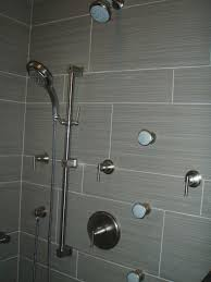grohe and kohler shower components contemporary bathroom