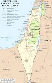 Map Of Syria Free Printable Maps by Borders Of Israel Wikipedia
