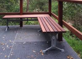 Street Furniture Benches Classic Galleria Bench Street Furniture Australia