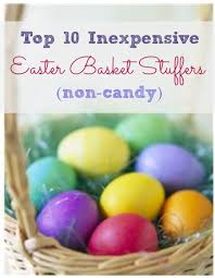 cheap easter basket stuffers 10 cheap and easter basket stuffers non candy and the places