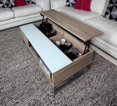 ventouse pour table basse en verre table basse ajustable en hauteur u2013 phaichi com