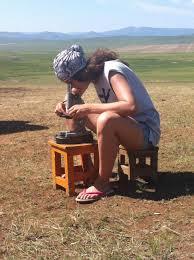 Pferdezentrum Bad Saarow Blog über Eine 6 Wöchige Gruppenstudienreise In Die Mongolei