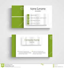 modern green light business card template stock photos image