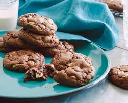 sunny u0027s german chocolate cake cookies recipe sunny anderson