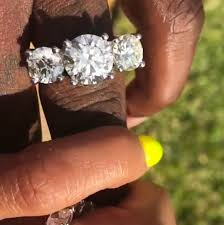 fiancee ring gucci mane gifted with his own engagement ring from fiancée