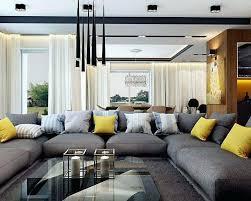 deco avec canap gris deco salon avec canape gris canapac gris moderne 55 modales dangle