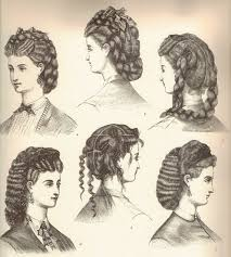 glamorous victorian hairstyles for women
