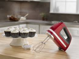 buy kitchenaid 7 speed 5khm720awob hand mixer withturbo beaters