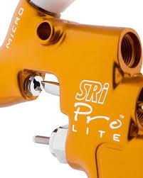 devilbiss sri pro lite micro spot repair spraygun