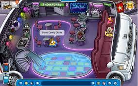 limousine lamborghini inside hollywood party cheats club penguin awesome guide