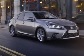 lexus hatchback 2018 lexus ct 200h 2018 facelift details revealed carbuyer