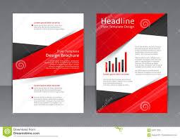 plakat design vector design des roten fliegers abdeckung broschüre plakat