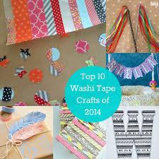 top 10 washi crafts of 2014 washi crafts