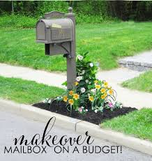 Simple Curb Appeal - 365 designs mailbox makeover create instant curb appeal in a few